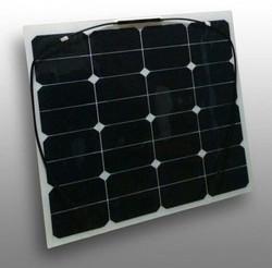 rollable flexible solar panel 50w 18v for 12v powerload