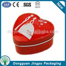 Wedding gift cake boxes ,tin container