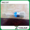 Peinture runner / cheminée balayage maison de brosse