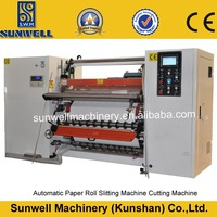 Full Automatic Non Woven Slitter Rewinder Machines Manufacturer