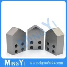 Special custom block dies with 4 thru holes, MISUMI block dies for press die component, SKD11 block dies with super quality