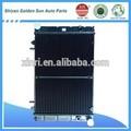 Cobre auto peças radiador usado para gaz 1401-1301010-03