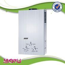 6-20L Hot sale calentador de agua a gas MT-F13
