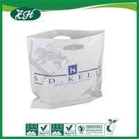 wholesale promotional customized decorative plastic shopping bag
