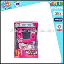 Children's jewelry toys, music toys lights dresser