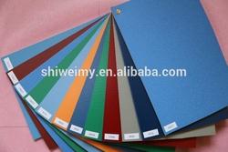 Embossed PVC sport flooring &Commercial Flooring
