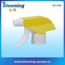 Handle floral plants spray nozzles for aerosol cans