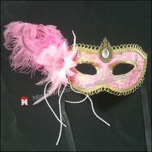 Carnaval confecção de máscaras rendas máscara veneziana flor pena brilho veneziano festa de máscaras projeto mulheres enfrentam máscara