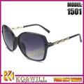 1501 lunettes de soleil de haute qualité new wayfarer lunettes de soleil en gros miroir UV 400 et CE FDA