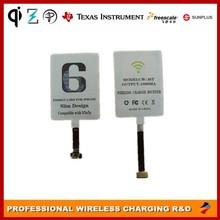 Best TI IC qi wireless receiver case for ipad mini