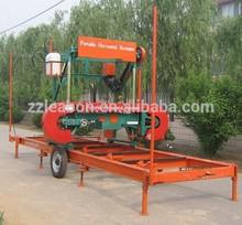 LEABON MJ1000 portable swing blade sawmill