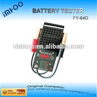 Electric Cigarette Lighter Voltmeter Car Battery Tester FY-64D charging battery with alternator