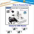 Envío gratis a rusia, ningún impuesto! venta caliente del CNC grabador 6040Z-USB 4 ejes 1.5kw, Mach3 auto CNC router, puerto USB