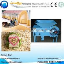 paddy/rice/millet/wheat/cocoa/corn seed /peanut winnowing or winnower machine by hand or motor