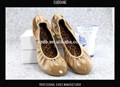el último zapatos planos para las mujeres 2015