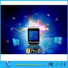 New Smart Watch Mini Bluetooth Watch Mobile Phone Intelligent Bracelet Wear Waterproof Card U PRO3 Smart Watch Phone
