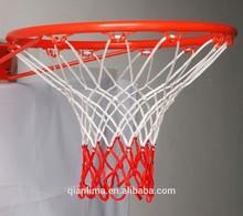 Metal Basketball Rim with net