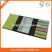 Mini pocket caculator style sticky notepad, calculator self-adhesive pads