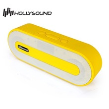 high-end fashion design excellent sound bluetooth speaker with led light