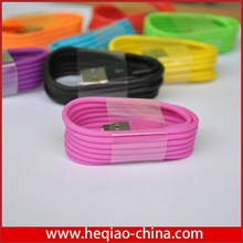Factory price for apple iphone 5 data cable