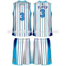 Breathable Basketball Singlets Custom Designed Basketball Clothing