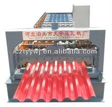 sale economic 0.5mm roof sheet ty850 corrugation making machine