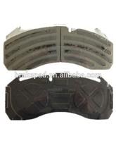 spare parts auto american truck used truck brake pad 29059