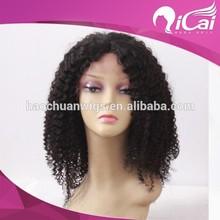 full lace wig human hair glueless mono wig