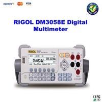 Free shipping! RIGOL DM3058E - 5 1/2 Digit Digital Multimeter