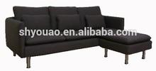 L shape sofa set/cheap sofa set B237