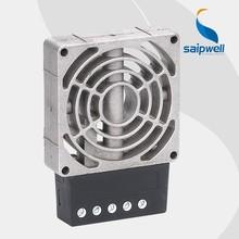 SAIP/SAIPWELL mini Electronic industrial automotive fan heater car 24v with CE