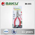 baku diseño agradable móvil herramientas anillo de retención alicates set para el teléfono
