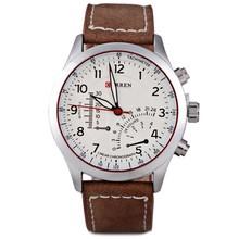 8152 Men's curren Wrist Watch Fashion Stainless Steel Band Watch