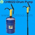 Top Selling Strengthen PP hand barrel pump/pressure shank drum pump PPS/Hand shank barrel pump