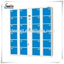 High quality 0.8 mm thickness used steel storage rental lockers