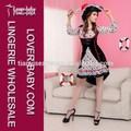 straordinaria 3 pezzi stampato donna di alta qualità lingerie costume da pirata