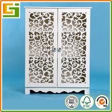 Living room furniture fireproof modular modern storage cabinet