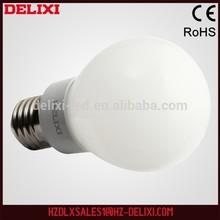 led e27 a60 bulb 3W party light bulbs