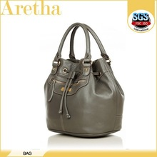 New office lady soft nappa handicraft with handbag