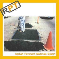 cold applie permanent pavement Repair Material