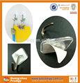adesivo removível de plástico objetos de decoração ganchos