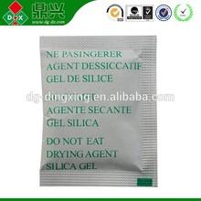 4 Gram Silicon Dioxide Adsorbent Moisture Removal Bag