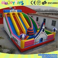 outdoor equipment amusement park dry slide