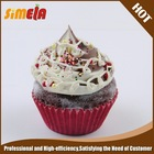 fake cupcakes christmas hanging decorations