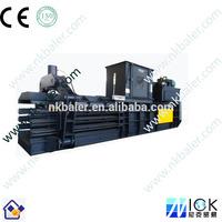 Waste Paper Baler Machine with Hydraulic Baler Compress Machine