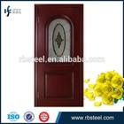 fashion house design solid wood sliding barn doors