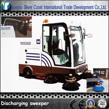 Vacuum Street Sweeper / Street Cleaner