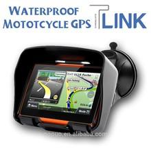 IPX7 Waterproof Car GPS Navigator- 4.3 inch Mstar CPU 128MB RAM 4G/8G ROM