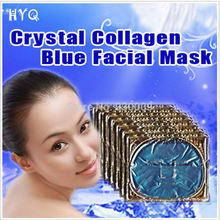 Deep Sea Facial Mask/Fashion Blue Collagen Crystal Series Facial/Mask Anti-aging and Moisturizing and Whitening Face Care