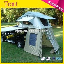 OEM Waterproof 420D Oxford fiberglass car roof top tent